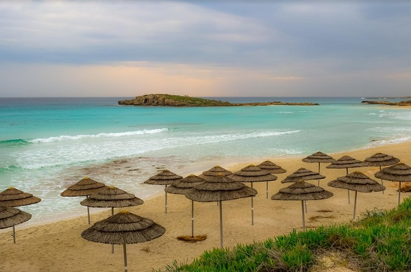 Ayia Thekla - חופים באיה נאפה