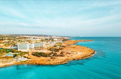 מלון פבלו איה נאפה Pavlo Napa Beach Hotel